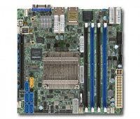 Supermicro X10SDV-4C-TLN4F server- / werkstationmoederbord BGA 1667 Mini-ITX