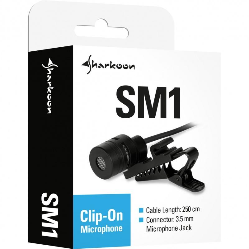 Sharkoon SM1 microfoon
