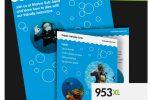 HP No.953XL Value Pack C / M / Y 60,5ml