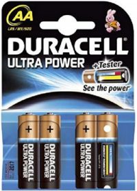 Duracell Duracell Ultra Power AA blister 4-stuks